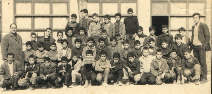 Classe CM2 Ecole Emir Abdelkader